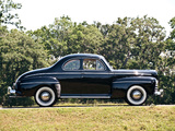 Ford V8 Super Deluxe Business Coupe (69A-77B) 1946 pictures