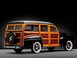 Ford V8 Super Deluxe Station Wagon (79B) 1946 wallpapers