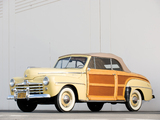 Ford Super Deluxe Sportsman Convertible 1947–48 images