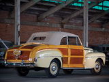 Ford Super Deluxe Sportsman Convertible 1947–48 photos
