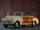 Ford Super Deluxe Sportsman Convertible 1947–48 pictures