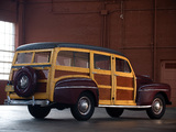 Ford V8 Super Deluxe Station Wagon (89A-79B) 1948 images