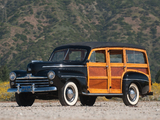 Ford V8 Super Deluxe Station Wagon (89A-79B) 1948 photos