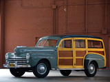 Ford V8 Super Deluxe Station Wagon (89A-79B) 1948 pictures