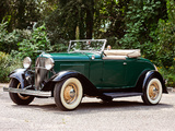 Images of Ford V8 Deluxe Roadster (18-40) 1932