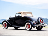 Images of Ford V8 Deluxe Roadster (40-710) 1934