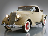 Images of Ford V8 Deluxe Roadster (48-710) 1935