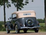 Images of Ford V8 Deluxe Phaeton (48-750) 1935