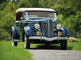 Images of Ford V8 Deluxe Phaeton (68-750) 1936
