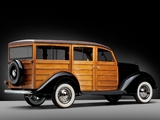 Images of Ford V8 Deluxe Station Wagon 1937
