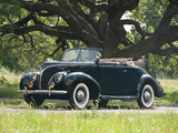 Images of Ford V8 Deluxe Convertible Coupe 1938