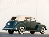 Images of Ford V8 Deluxe Convertible Sedan (81A-740) 1938