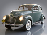 Images of Ford V8 Deluxe Tudor Sedan (91A-70B) 1939