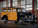Images of Ford V8 Deluxe Station Wagon (91A-79) 1939
