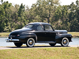 Images of Ford V8 Super Deluxe Business Coupe (69A-77B) 1946