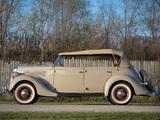 Photos of Ford V8 Deluxe Phaeton (48-750) 1935