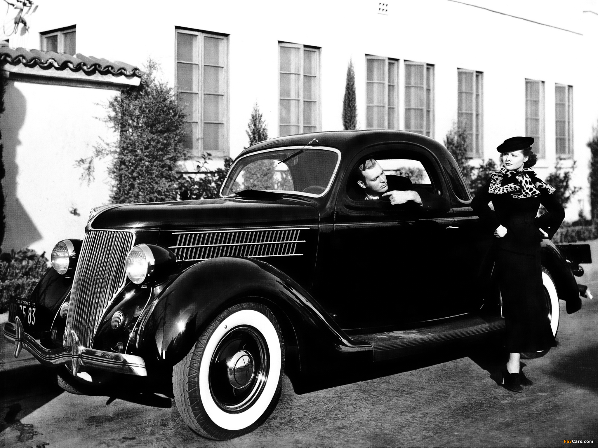 Photos Of Ford V8 Deluxe 3 Window Coupe 68 720 1936