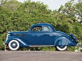 Photos of Ford V8 Deluxe 5-window Coupe (68-770) 1936