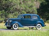 Photos of Ford V8 Deluxe Tudor Touring Sedan 1936