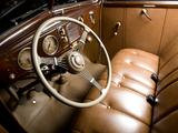 Photos of Ford V8 Deluxe Convertible Sedan (81A-740) 1938