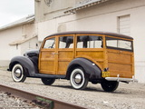 Photos of Ford V8 Deluxe Station Wagon (81A-790) 1938