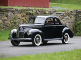 Photos of Ford V8 Deluxe 5-window Coupe 1939