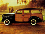 Photos of Ford V8 Deluxe Station Wagon (91A-79) 1939