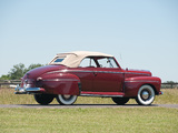 Photos of Ford V8 Super Deluxe Convertible Coupe 1946