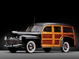Photos of Ford V8 Super Deluxe Station Wagon (79B) 1946
