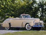 Photos of Ford Super Deluxe Convertible Coupe 1947