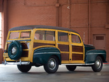 Photos of Ford V8 Super Deluxe Station Wagon (79B) 1947