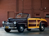 Photos of Ford Super Deluxe Sportsman Convertible 1947–48