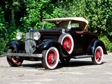 Pictures of Ford V8 Deluxe Roadster (18-40) 1932