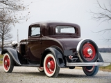 Pictures of Ford V8 Deluxe Coupe (18-520) 1932