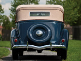 Pictures of Ford V8 Deluxe Phaeton (68-750) 1936