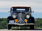 Pictures of Ford V8 Deluxe Roadster (68-760) 1936