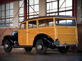 Pictures of Ford V8 Deluxe Station Wagon (91A-79) 1939