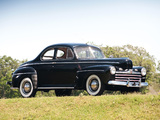 Pictures of Ford V8 Super Deluxe Business Coupe (69A-77B) 1946