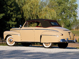 Pictures of Ford Super Deluxe Convertible Coupe 1947