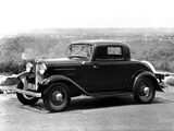 Ford V8 Deluxe Coupe (18-520) 1932 wallpapers
