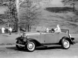 Ford V8 Deluxe Roadster (18-40) 1932 wallpapers