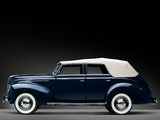 Ford V8 Deluxe Convertible Fordor Sedan (91A-74) 1939 wallpapers