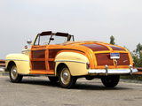 Ford Super Deluxe Sportsman Convertible 1947–48 wallpapers