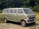 Ford Econoline Club Wagon 1971 pictures