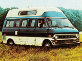 Ford Econoline Club Wagon Camper 1971 wallpapers