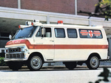 Collins Crusader Type II Van Ambulance 1971 wallpapers