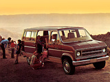 Ford Econoline Chateau Club Wagon 1976 pictures