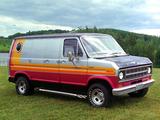 Ford Econoline Custom Van 1976 wallpapers