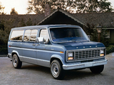 Ford Econoline Club Wagon 1979–82 wallpapers