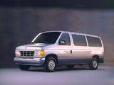 Ford Econoline 1991–95 wallpapers